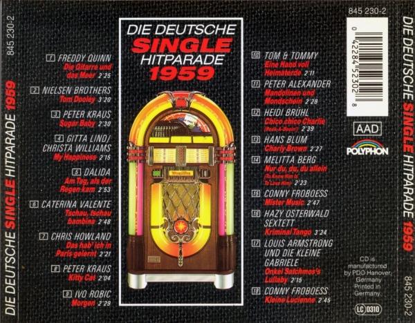die deutsche single hitparade 1992