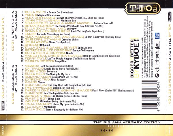 Talla 2XLC Featuring Ram Boon RAM Techno Club Vol. 45